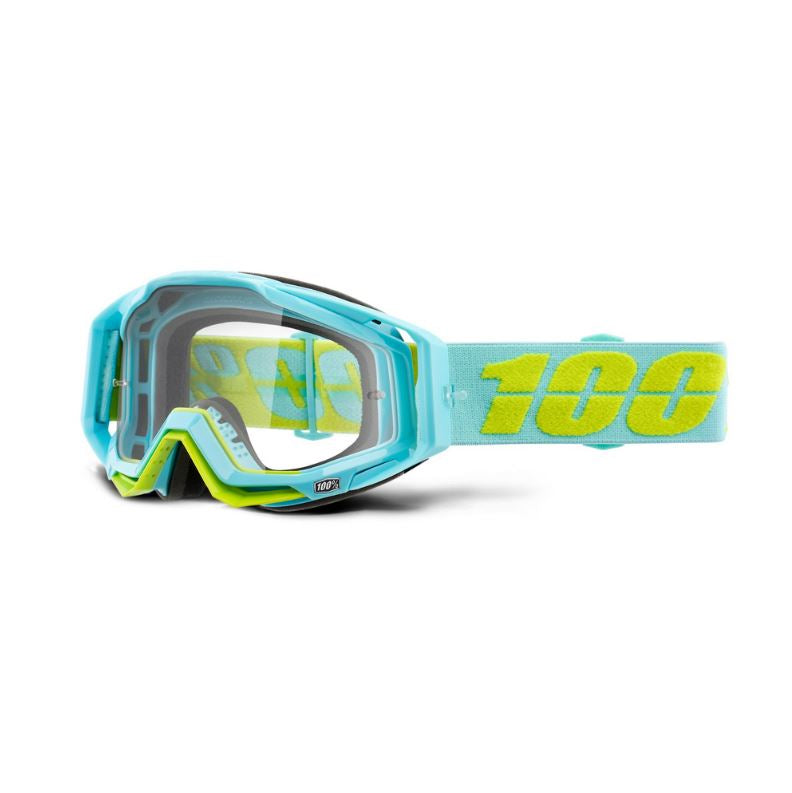 100% Racecraft Goggle Pinacles / Clear Lens