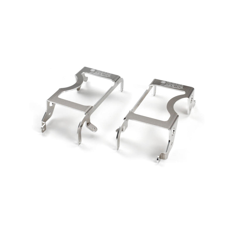Yamaha Aluminium Radiator Guards YZ125 2021 / YZ250 2021
