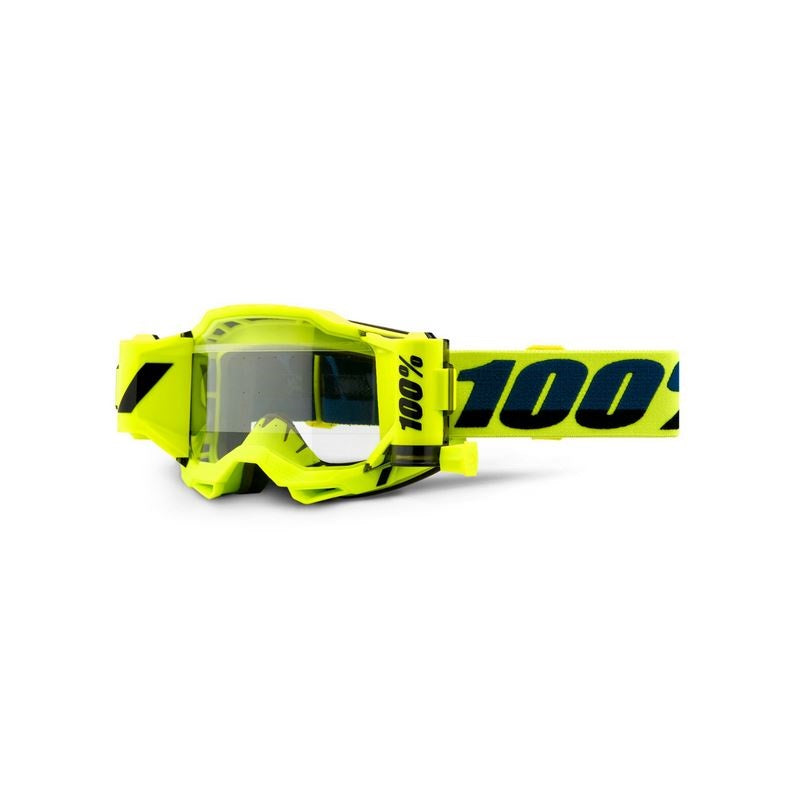 100% Accuri 2 Forecast Goggle Yellow / Clear Lens