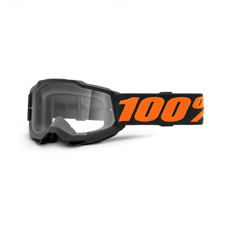 100% Accuri 2 Youth Goggle Chicago / Clear Lens