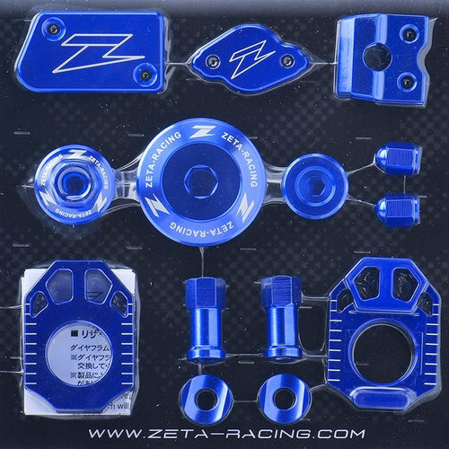 Zeta Racing Billet Kit Yamaha YZ250F / YZ450F 2014-2021