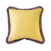 Load image into Gallery viewer, Fringe: Sandy Yellow & Lilac