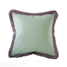 Load image into Gallery viewer, Fringe: Mint Green & Lilac