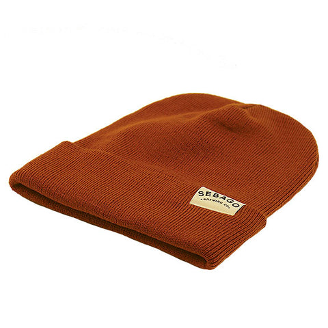 Beanie - Burnt Orange
