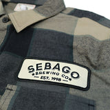 Sebago Flannel - Patch