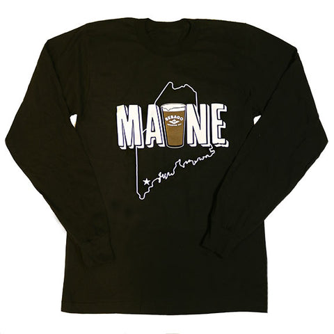 Maine Long Sleeve Shirt