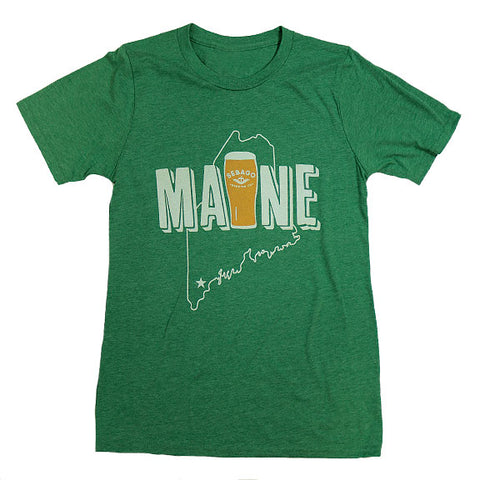 Maine Short Sleeve Shirt