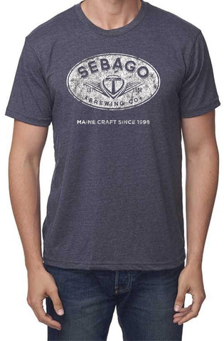Sebago Men's Short Sleeve T-Shirt