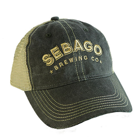 Trucker Hat with Embroidery