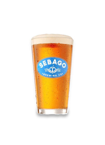 Sebago Pint Glass