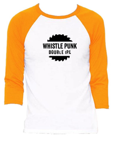 Whistle Punk DIPA Baseball Tee