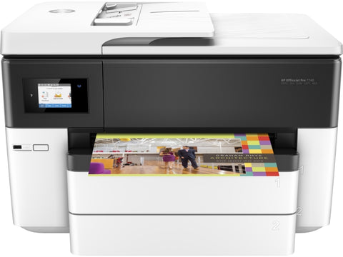 Paquete Multifuncional HP OfficeJet Pro 7740 y 2 USB 16 gb