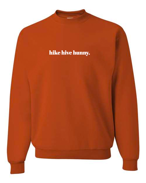 Hike + Heal Crewneck
