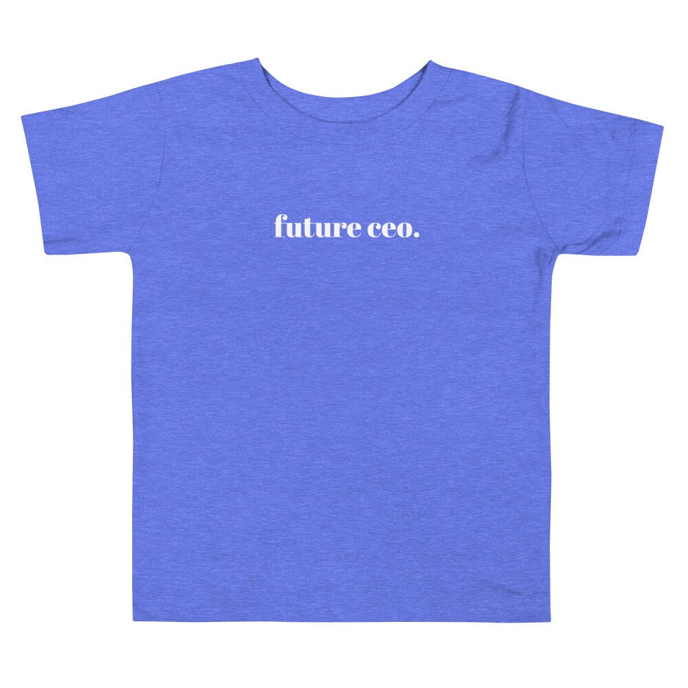 Future CEO Toddler T-Shirt