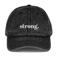 Load image into Gallery viewer, Strong Hat