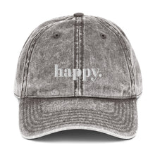 Load image into Gallery viewer, Happy Hat