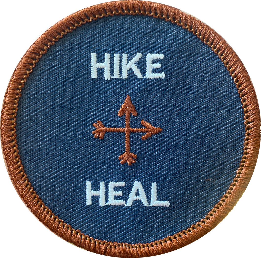 Hike + Heal Patch