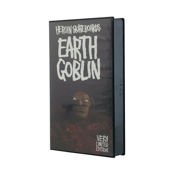 Earth Goblin VHS