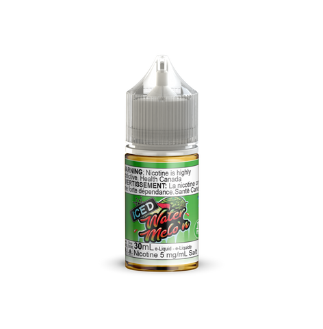 7-Salts by Sovereign E-Liquid  - Watermelo'n (Salt Nic)
