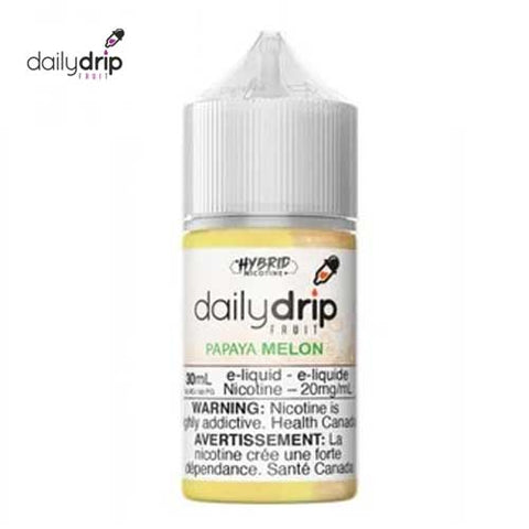 Daily Drip SALTS - Papaya Melon