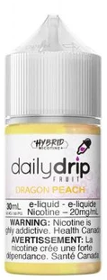 Daily Drip SALTS - Dragon Peach