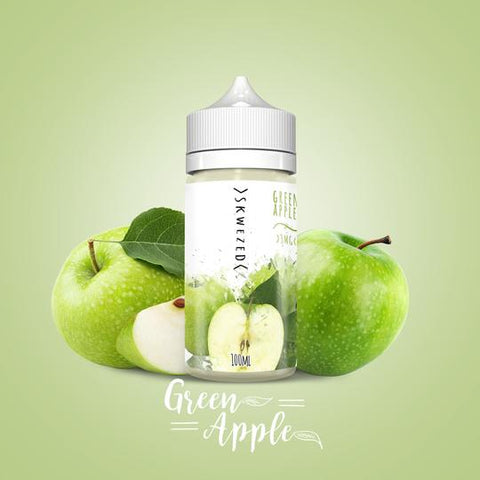 Skwezed - Green Apple 60ml