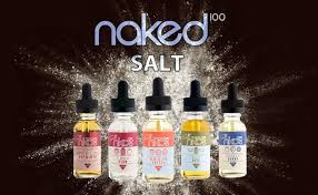 Naked100 Salt - Very Cool / Berry