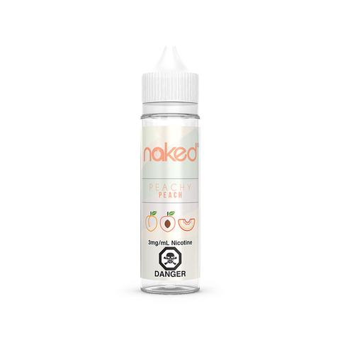 Peachy Peach 60ml - Naked 100