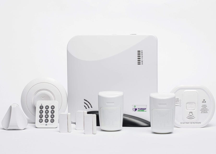 Turnip Home Home Security Kit The Root