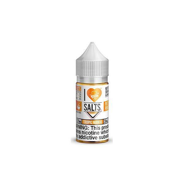 20MG I Love Salts by Matter Hatter Juice 10ML Flavoured Nic Salts (50VG/50PG)-Vaping Products-Mad Hatter-Fruit Cereal-Grow Guru Ltd