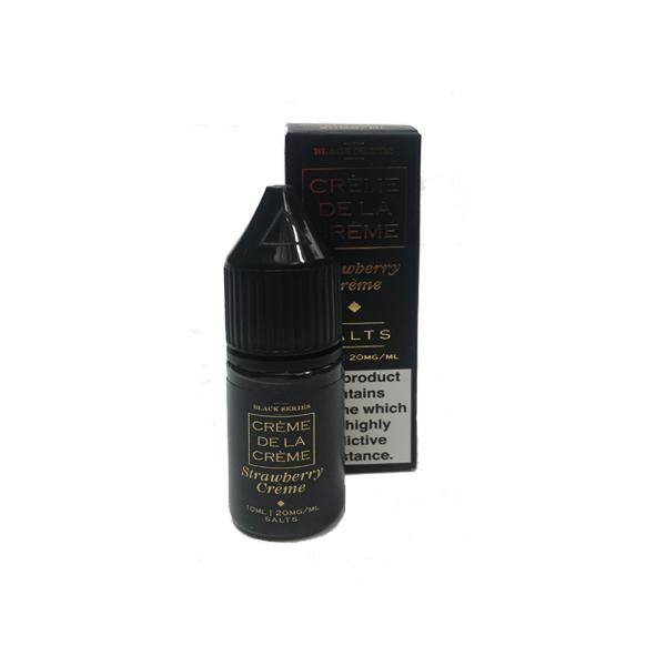 20mg Creme De La Creme by Marina Vape 10ml Flavoured Nic Salt-Vaping Products-Creme De La Creme-Grow Guru Ltd