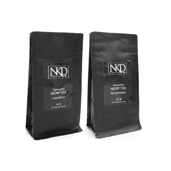 NKD 10mg CBD Wellness Tea - 40g-CBD Products-JCS Infusions-Grow Guru Ltd