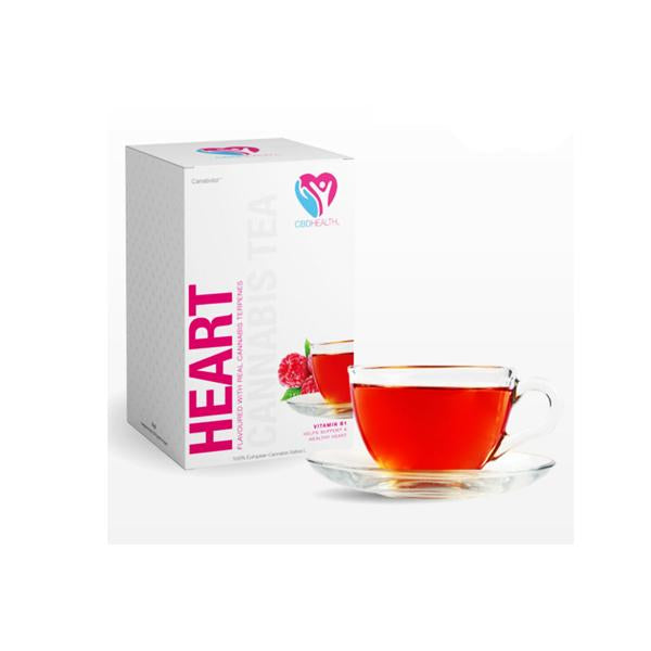 Canabidol Health Heart Support Tea-CBD Products-Canabidol-Grow Guru Ltd
