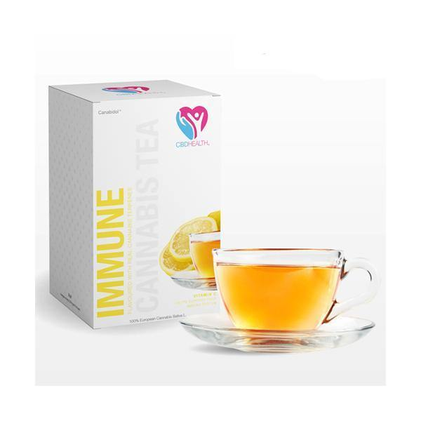 Canabidol Health Immune Support Tea-CBD Products-Canabidol-Grow Guru Ltd