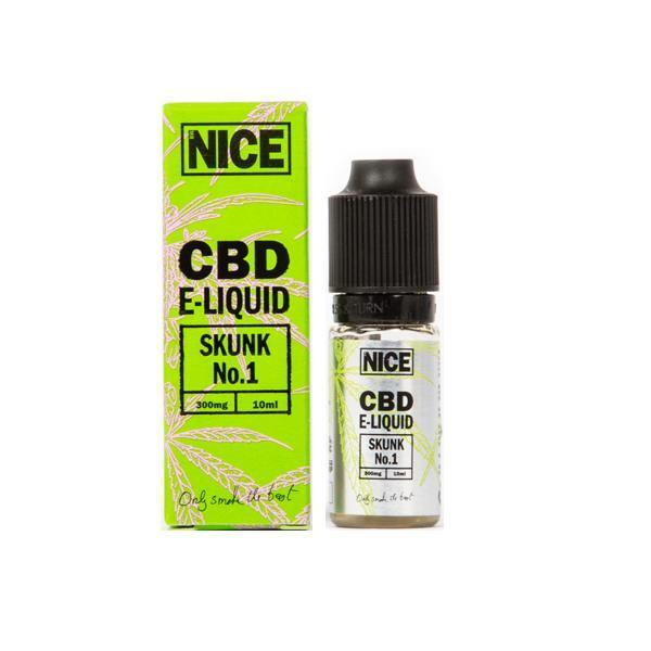 Mr Nice 600mg CBD E-Liquid 10ml-CBD Products-MR Nice-Grow Guru Ltd