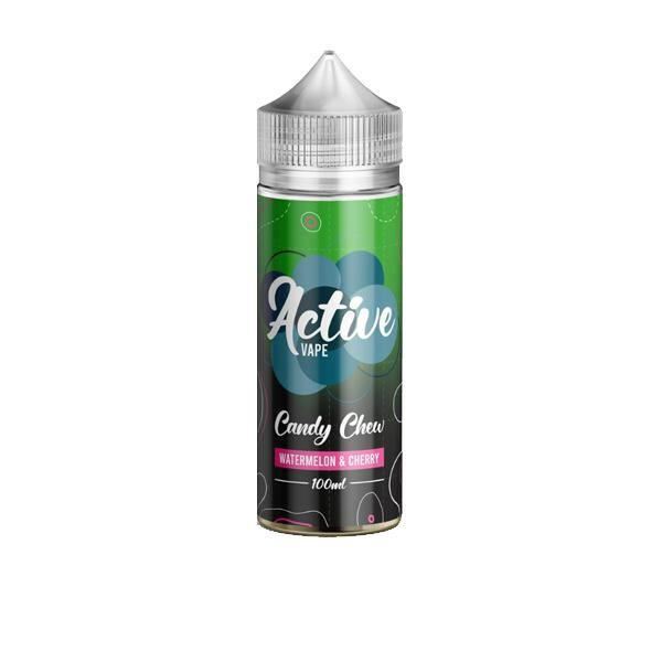 Active Vape by Ohm Boy 100ml Shorfill 0mg (70VG/30PG)-Vaping Products-Ohm Boy-Grow Guru Ltd
