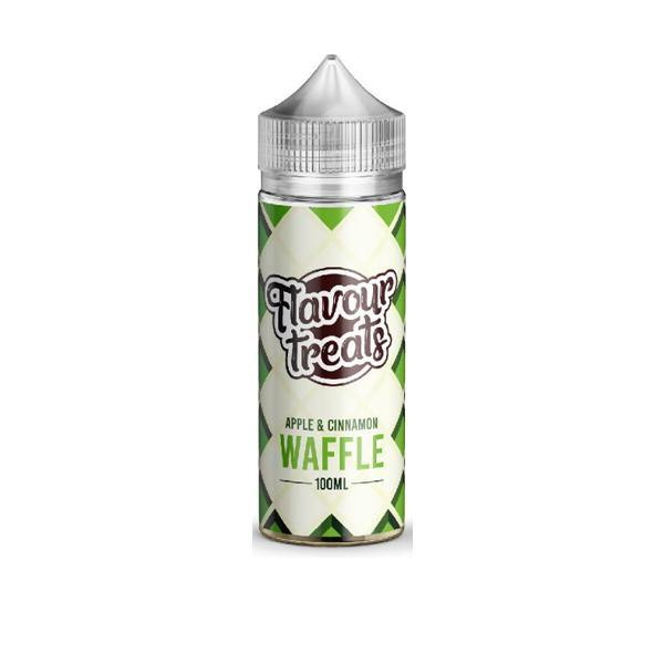 Flavour Treats by Ohm Boy 100ml Shorfill 0mg (70VG/30PG)-Vaping Products-Ohm Boy-Grow Guru Ltd