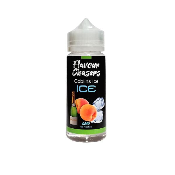 Flavour Chasers 100ml Shortfill 0mg (70VG/30PG)-Vaping Products-Flavour Chasers-Grow Guru Ltd