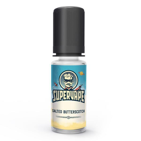 SuperVape by Lips Flavour Concentrates 0mg 10ml-Vaping Products-Lips-Butterscotch-Grow Guru Ltd