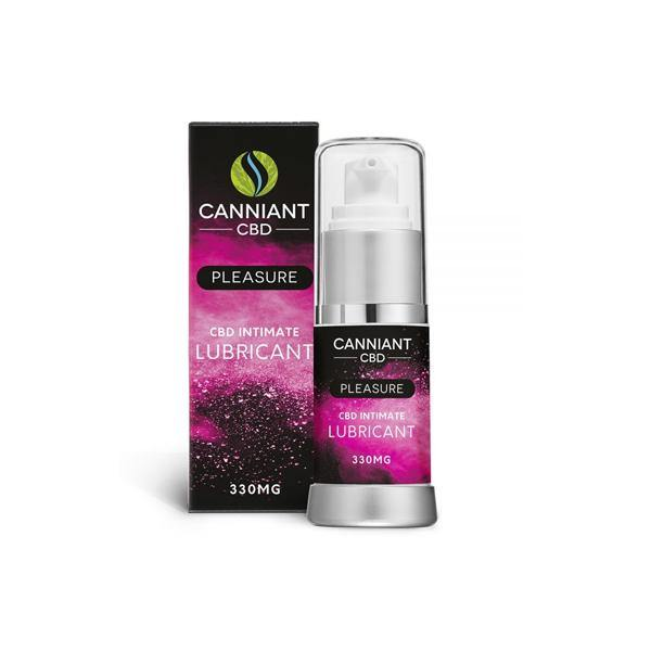 Canniant 330mg CBD Intimate Lubricant 15ml-CBD Products-Canniant-Grow Guru Ltd