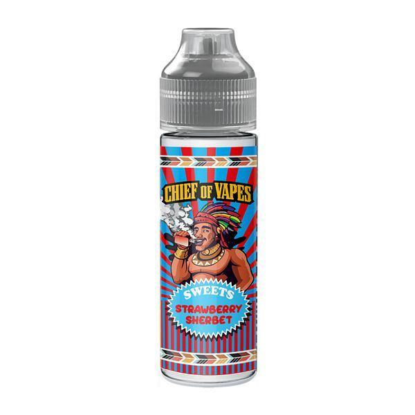 Chief of Sweets by Chief of Vapes 0mg 50ml Shortfill (70VG/30PG)-Vaping Products-Chief of Vapes-Grow Guru Ltd