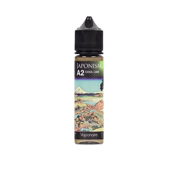 Japonism by Vaponaire 50ml Shortfill 0mg (70VG/30PG)-Vaping Products-Vaponaire-Grow Guru Ltd