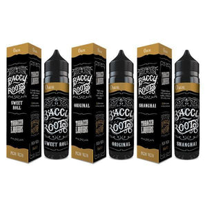 Baccy Roots 50ml Shortfill 0mg (70VG/30PG)-Vaping Products-Doozy Vape Co-Grow Guru Ltd