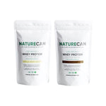 Naturecan 500mg CBD Protein Powder 500g-CBD Products-Naturecan-Vanilla-Grow Guru Ltd