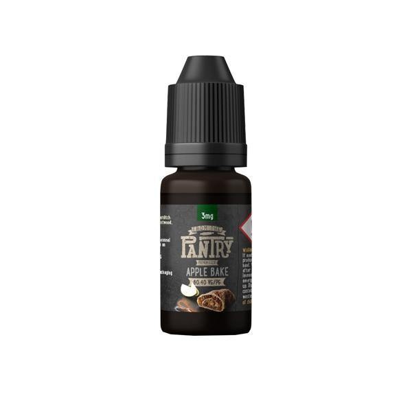 From the Pantry 6mg 10ml E-Liquid (60VG/40PG)-Vaping Products-From the Pantry-Apple Bake-Grow Guru Ltd