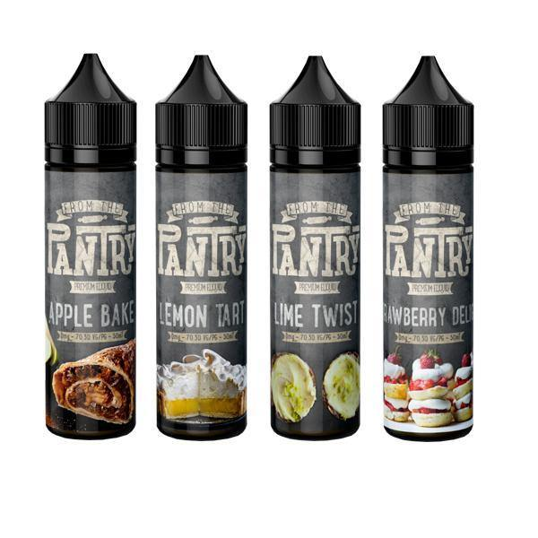 From the Pantry 50ml E-Liquid 0mg (70VG/30PG)-Vaping Products-From the Pantry-Grow Guru Ltd