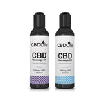 CBDLife 500mg CBD Massage Oil 250ml-CBD Products-CBDLife-Grow Guru Ltd