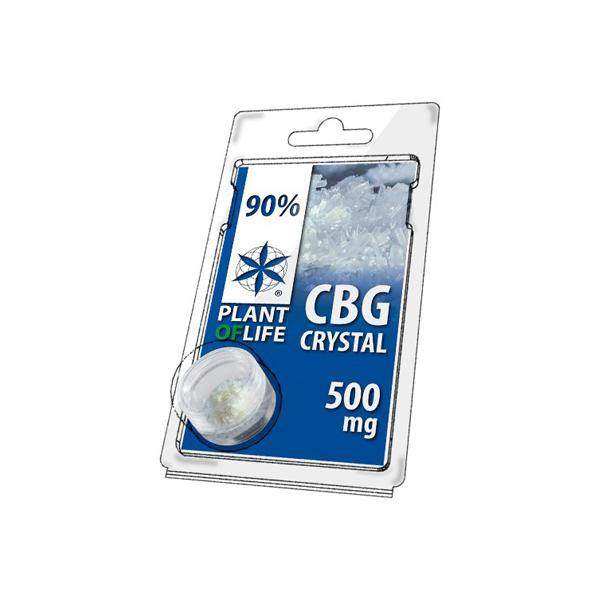 Plant Of Life 500mg CBG Crystal Powder Bulk 90% CBG-General-Plant of Life-Grow Guru Ltd