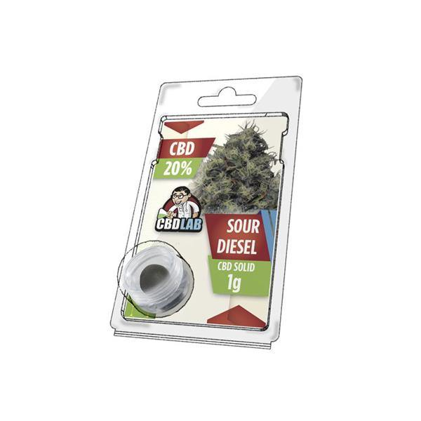 CBD Lab Jelly 20% - 1g-General-CBD LAB-Grow Guru Ltd