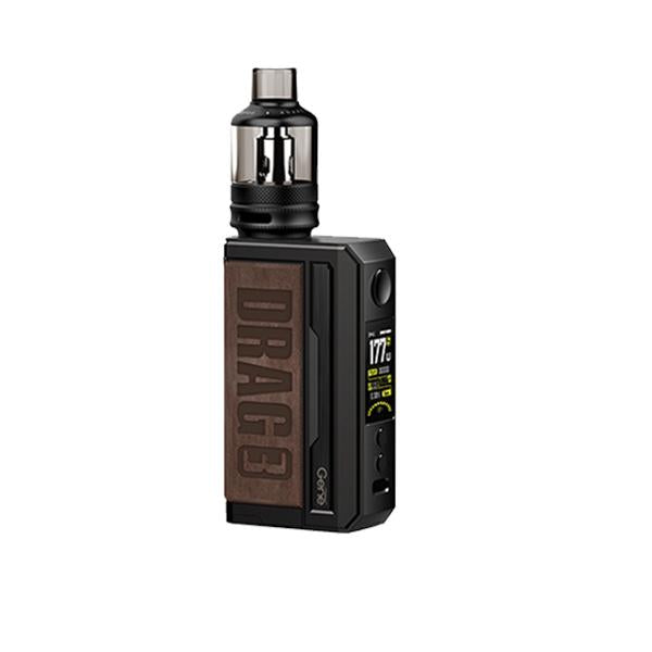 Voopoo Drag 3 Pod Kit-Vaping Products-Voopoo-Sandy Brown-Grow Guru Ltd